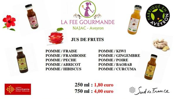 JUS BOABAB/ POMME
