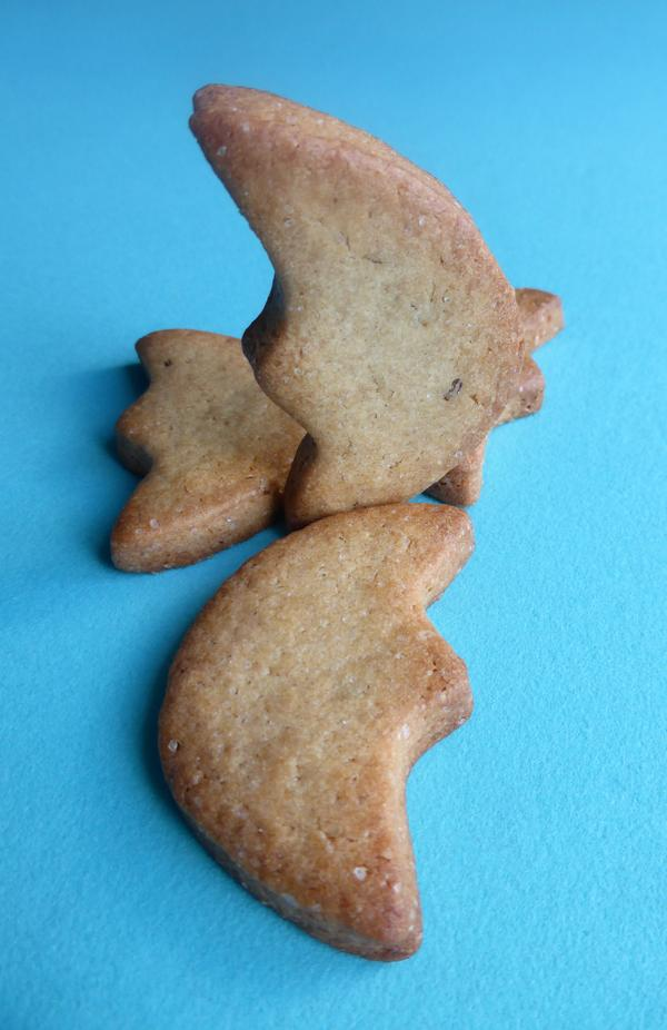 Biscuits sablés à l'anis - BIO