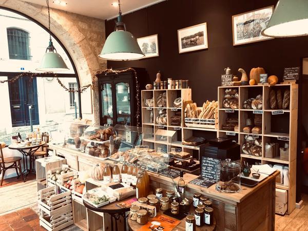Boulangerie l'Atelier de Naroques