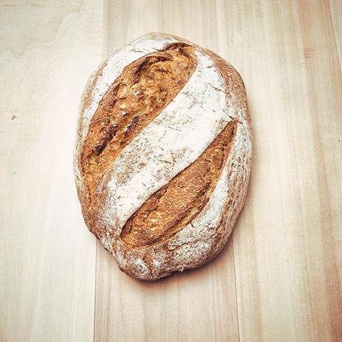 Pain aux blé ancien