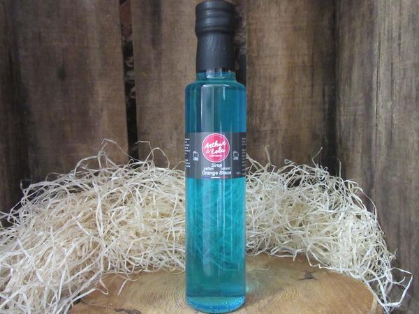 Sirop parfum naturel Orange Bleue