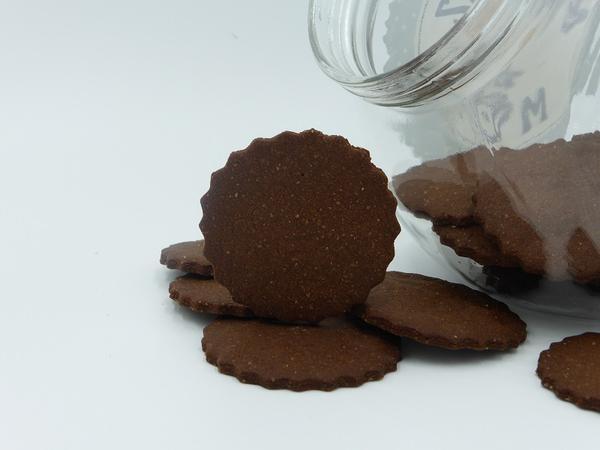Biscuits sablés au chocolat - BIO