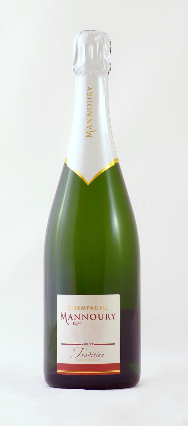 Champagne MANNOURY  E. et M.