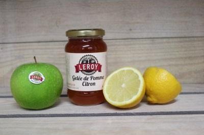 Gelée pomme citron