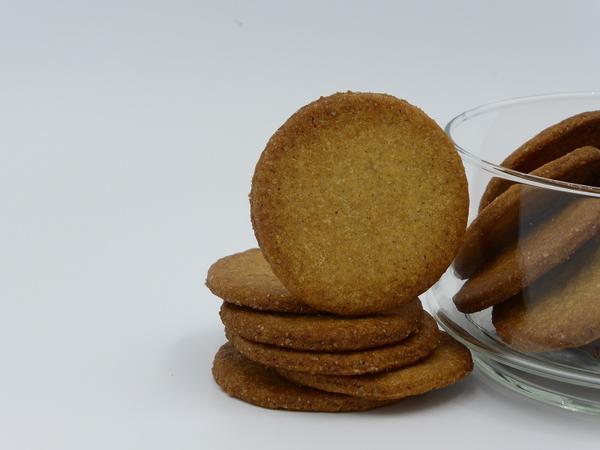 Biscuits sablés natures - BIO