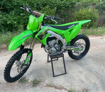 2020 Kawasaki KX450F