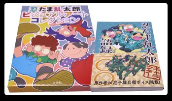 忍たま乱太郎  ビジュアルアートコレクション