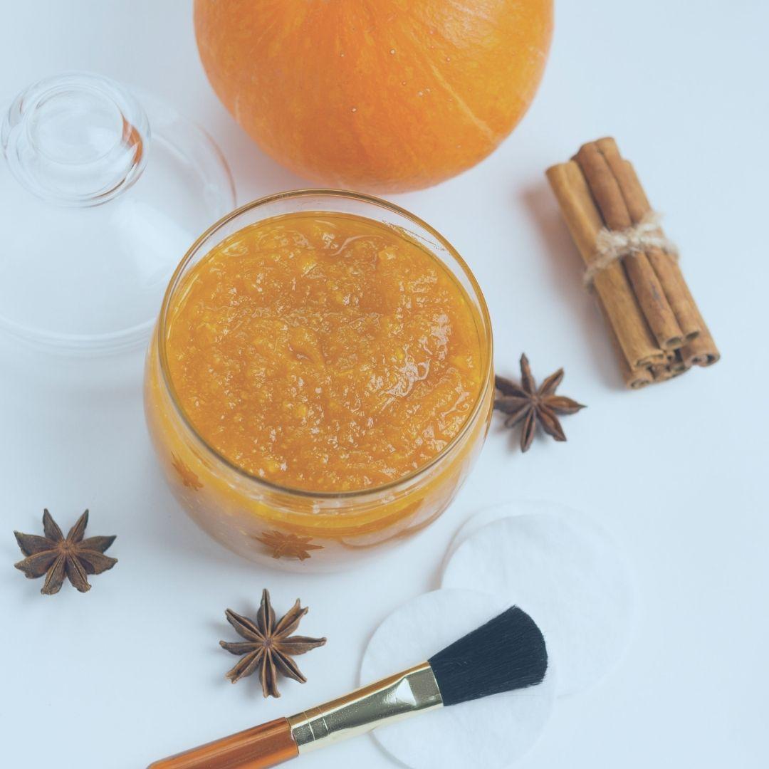 Pumpkin Peel (Bal Kabağı Peelingi)
