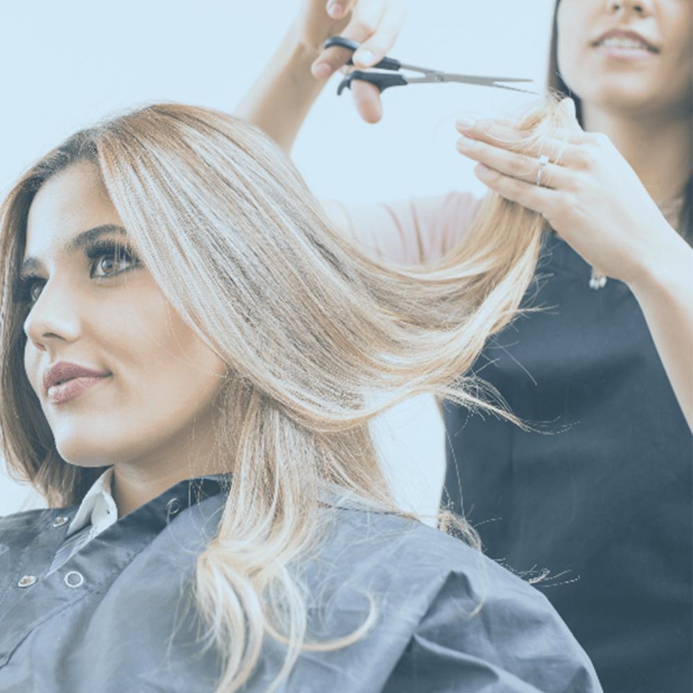 Kadın Saç Kesimi