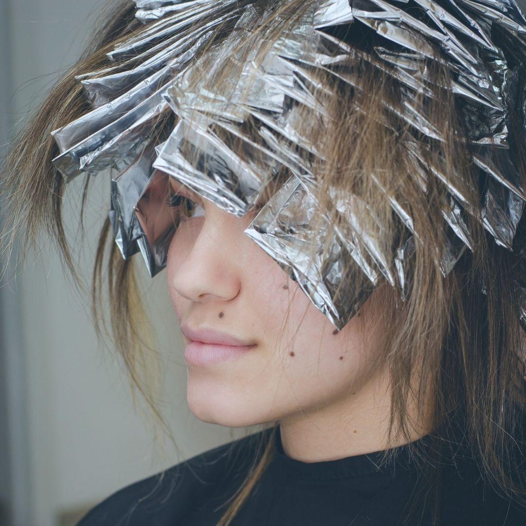 Saç Açma İşlemi (Tüm Saç)