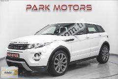 Land Rover Range Rover Evoque 2.2 Sd4 Pure 190HP 4x4 5 Kapi