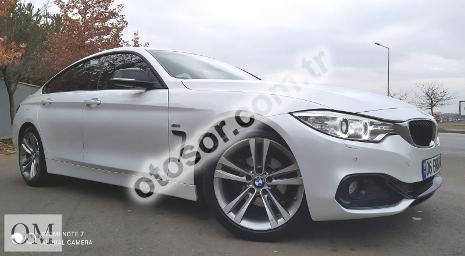 BMW 4 Serisi Gran Coupe 418i Standart 136HP