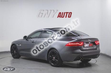 Jaguar XE 2.0 D Prestige Plus 180HP