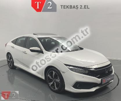 Honda Civic Sedan 1.5 Vtec Turbo Executive Plus 182HP Facelift