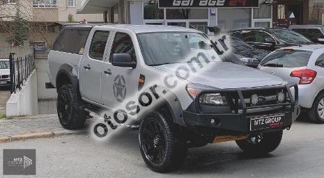 Ford Ranger 2.5 Tdci 4x4 Xlt 143HP
