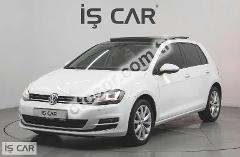 Volkswagen Golf 1.6 Tdi Bmt Highline Dsg 110HP