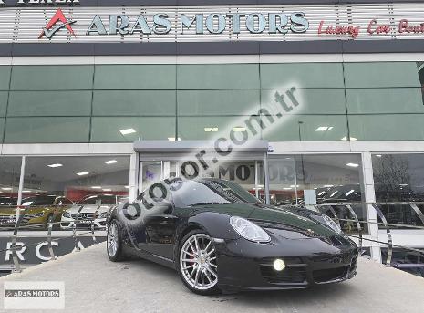 Porsche Cayman 3.4 S Tiptronic 295HP