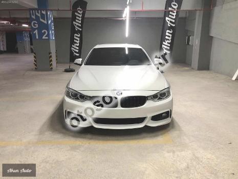 BMW 4 Serisi 420d Sport Line 184HP
