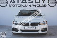 BMW 5 Serisi 520d Xdrive Executive M Sport 190HP 4x4
