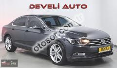 Volkswagen Passat 1.6 Tdi Bmt Trendline Dsg 120HP