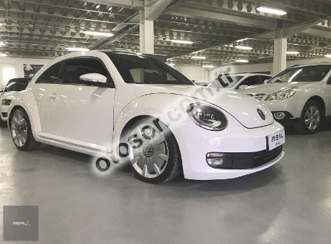 Volkswagen Beetle 1.2 Tsi Dsg 105HP