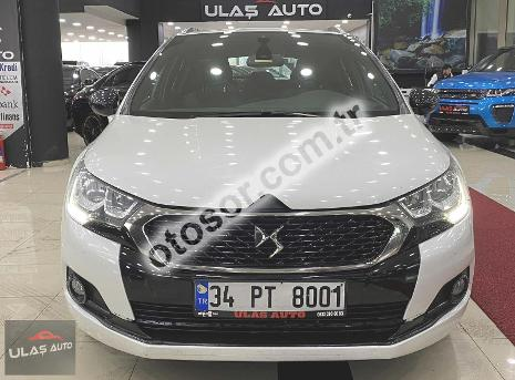 DS Automobiles DS4 Crossback 1.6 Bluehdi Start&Stop Eat6 120HP