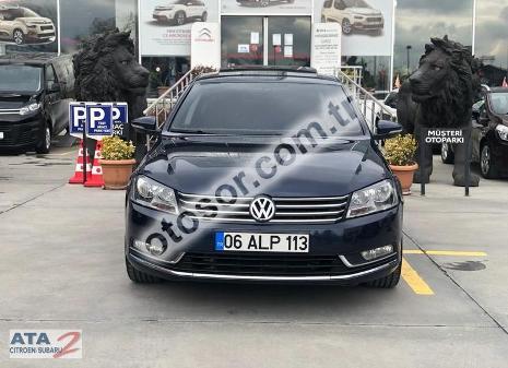 Volkswagen Passat 1.4 Tsi Bmt Comfortline Dsg 160HP