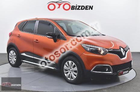 Renault Captur 1.5 Dci Touch Edc 90HP