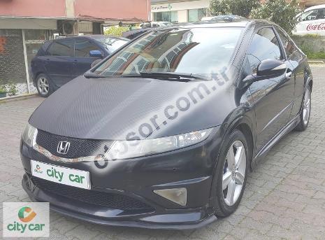 Honda Civic Type-S 1.8 i-Shift 140HP