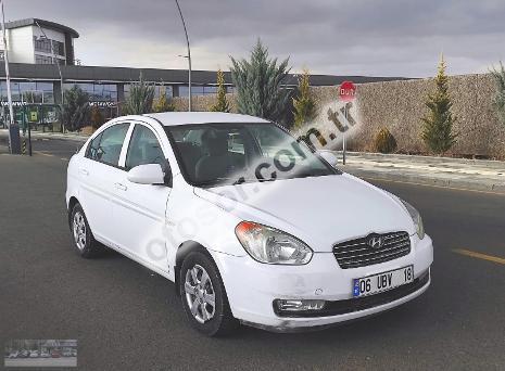 Hyundai Accent Era 1.6 Select 112HP