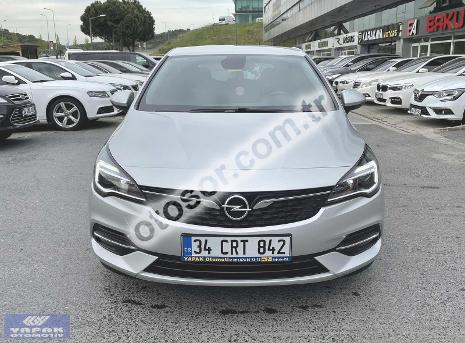 Opel Astra 1.5 D Edition 122HP