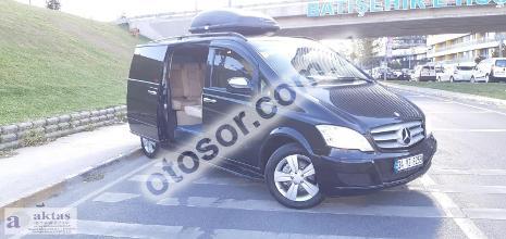 Mercedes-Benz Viano 2.2 Cdi Uzun Trend Activity 150HP