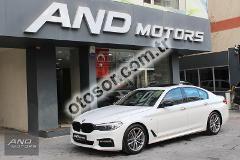BMW 5 Serisi 520d M Sport 190HP