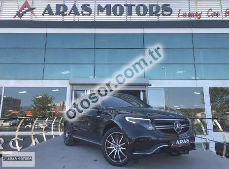 Mercedes-Benz EQC 400 4matic 408HP 4x4