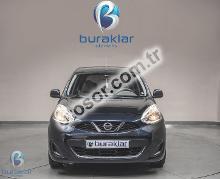 Nissan Micra 1.2 Street Cvt 80HP