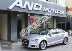 Audi A3 Sedan 35 Tfsi Sport S-Tronic 150HP