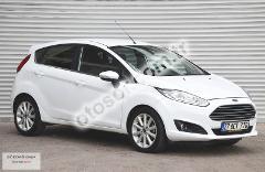 Ford Fiesta 1.6 Ti-VCT Titanium Powershift 105HP