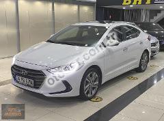 Hyundai Elantra 1.6 Crdi Elite Plus Sunroof Dct 136HP