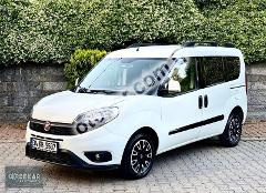 Fiat Doblo Panorama 1.6 Multijet Start&Stop Gri/Black Comfortmatic 90HP