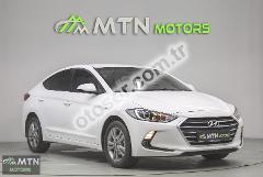 Hyundai Elantra 1.6 Crdi Style Plus Dct 136HP