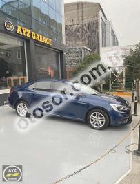 Renault Megane Sedan 1.5 Dci Joy 90HP