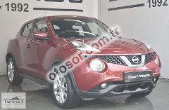 Nissan Juke 1.6 Sky Pack Rhythm Cvt 117HP