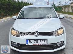 Volkswagen Polo 1.4 Tdi Bmt Comfortline Dsg 90HP