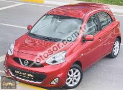Nissan Micra 1.2 Match Cvt 80HP