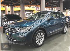 Volkswagen Tiguan 1.5 Tsi Act Life Dsg 150HP