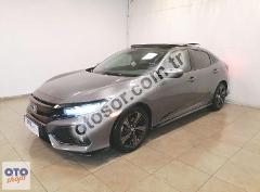 Honda Civic Hatchback 1.5 i-VTEC Turbo Sport Plus Cvt 182HP