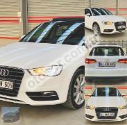 Audi A3 Sportback 1.6 Tdi Ambiente S-Tronic 110HP