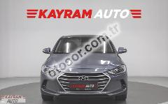 Hyundai Elantra 1.6 Crdi Elite Dct 136HP