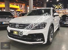 Volkswagen Tiguan 1.4 Tsi Act Bmt R Line Dsg 150HP