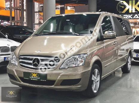 Mercedes-Benz Viano 2.2 Cdi Orta Trend Activity 150HP